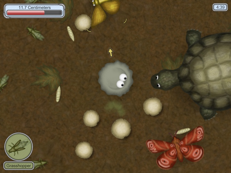 Tasty Planet: Back for Seconds (Mac) full screenshot